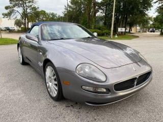 2002 Maserati Spyder GT