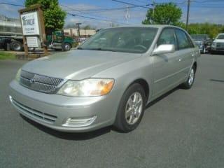 2002 Toyota Avalon XL