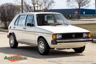 1984 Volkswagen Rabbit L