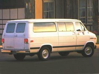 1993 Chevrolet Chevy Van Base
