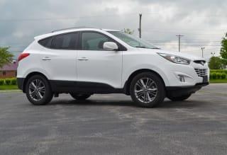 2014 Hyundai Tucson SE