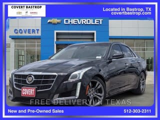 2014 Cadillac CTS 3.6L TT Vsport