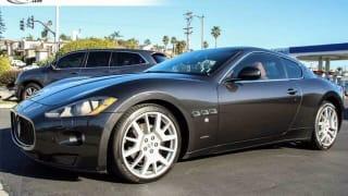 2011 Maserati GranTurismo Base