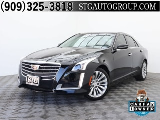 2018 Cadillac CTS 2.0T Luxury