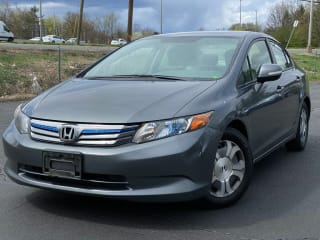 2012 Honda Civic Hybrid w/Leather