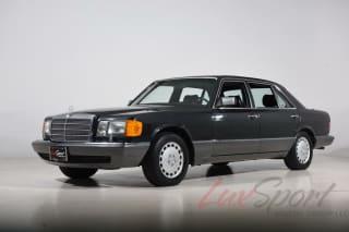 1990 Mercedes-Benz 300-Class 300 SEL