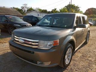 2012 Ford Flex SE