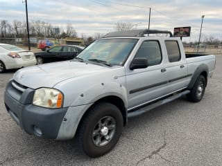 2002 Nissan Frontier XE-V6