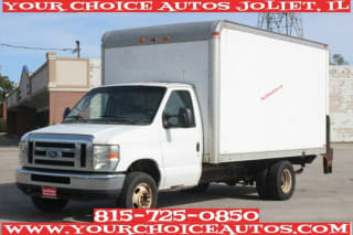 2008 Ford E-150 E 350 SD 2dr Commercial/Cutaway/Chassis 138 176 in. WB