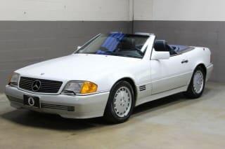 1992 Mercedes-Benz 300-Class 300 SL