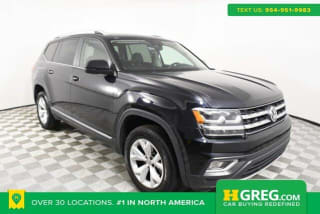 2018 Volkswagen Atlas V6 SEL