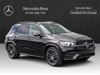 2020 Mercedes-Benz GLE GLE 580 4MATIC