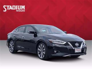 2021 Nissan Maxima Platinum