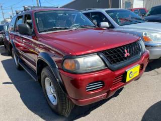2001 Mitsubishi Montero Sport LS