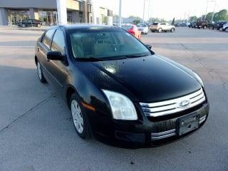 2008 Ford Fusion I4