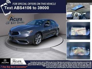 2019 Acura TLX V6 w/Tech