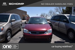 2007 Ford Focus ZX3 SE
