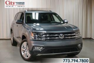 2019 Volkswagen Atlas V6 SEL 4Motion