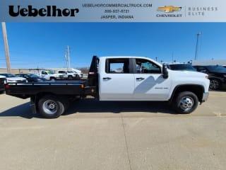 2020 Chevrolet Silverado 3500HD CC