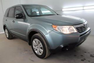 2009 Subaru Forester 2.5 X