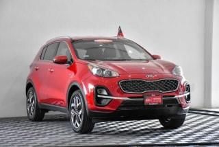 2021 Kia Sportage EX
