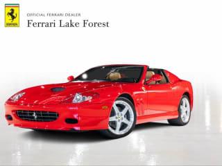 2005 Ferrari Superamerica Base