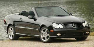 2005 Mercedes-Benz CLK CLK 55 AMG