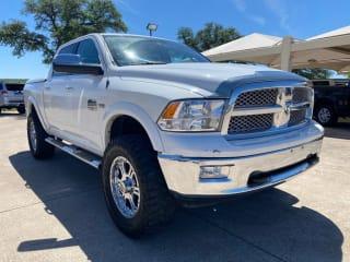 2012 Ram Pickup 1500 Laramie Longhorn