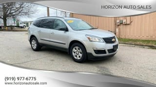 2017 Chevrolet Traverse LS