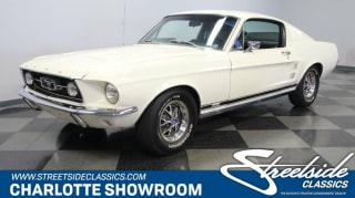 1967 Ford Mustang GTA Fastback S Code