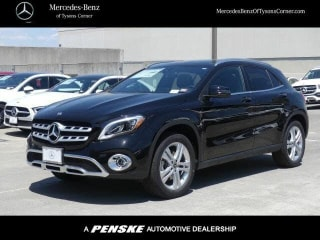 2020 Mercedes-Benz GLA GLA 250 4MATIC