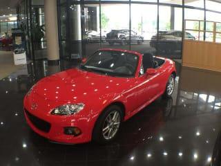 2014 Mazda MX-5 Miata Sport
