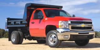2008 Chevrolet Silverado 3500HD CC Work Truck