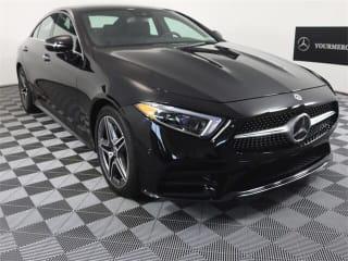 2020 Mercedes-Benz CLS CLS 450 4MATIC