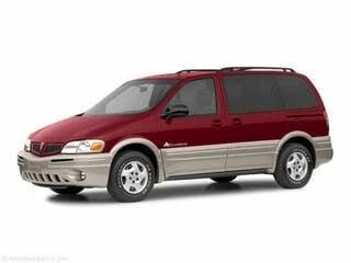2003 Pontiac Montana Value