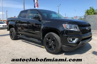 2016 Chevrolet Colorado LT
