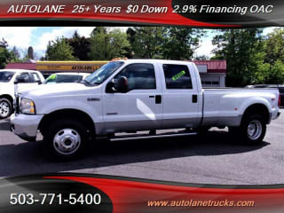 2006 Ford F-350 Super Duty Lariat