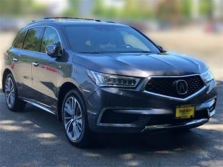 2017 Acura MDX SH-AWD Sport Hybrid w/Tech