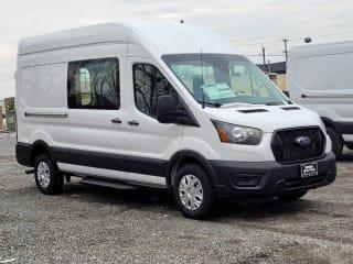 2021 Ford Transit Crew 250