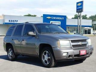 2008 Chevrolet TrailBlazer LS Fleet1
