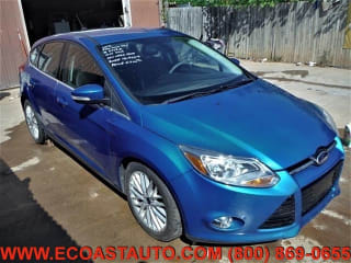 2012 Ford Focus SEL