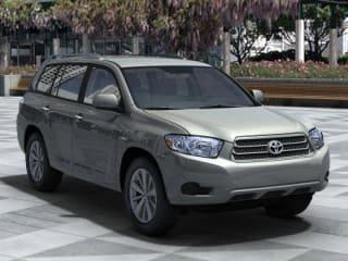 2009 Toyota Highlander Hybrid Base