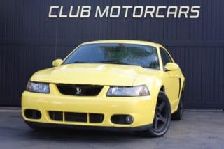2003 Ford Mustang SVT Cobra Base