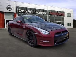 2010 Nissan GT-R Premium
