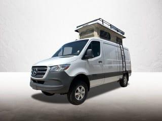 2020 Mercedes-Benz Sprinter Cargo 2500