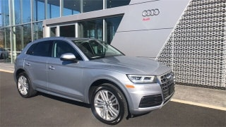 2019 Audi Q5 2.0T quattro Premium Plus