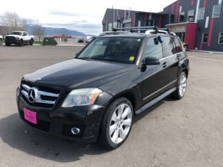 2010 Mercedes-Benz GLK GLK 350 4MATIC