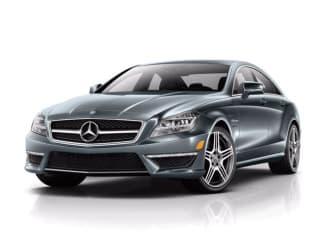 2014 Mercedes-Benz CLS CLS 63 AMG S-Model