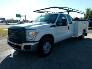 2012 Ford F-350 Super Duty XL