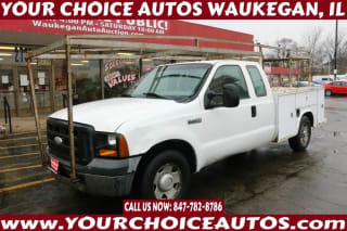 2006 Ford F-250 4X2 4dr SuperCab 141.8 158 in. WB